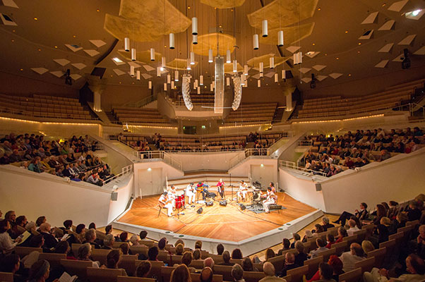 Berlin Philharmonic May 2013